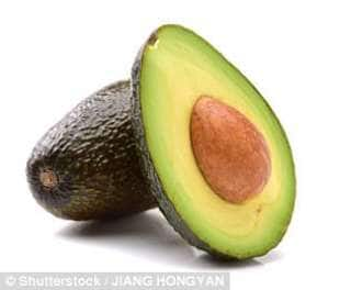 avocado si natura prima in frigo
