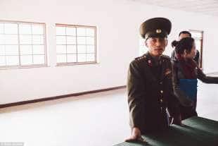 controlli a pyongyang