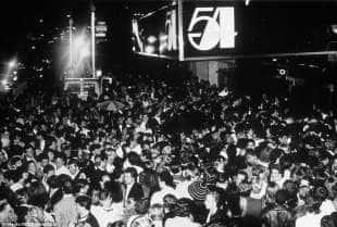 folla allo studio 54