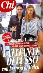 GIANCARLO TULLIANI A DUBAI DA CHI
