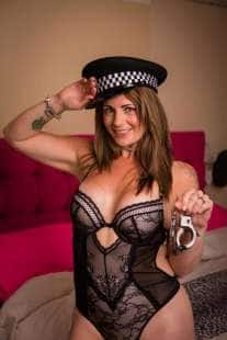 hannah havers da agente a stripper