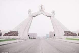 monumento pyongyang