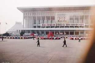 piazza a pyongyang