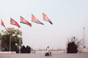 pyongyang disneyland triste