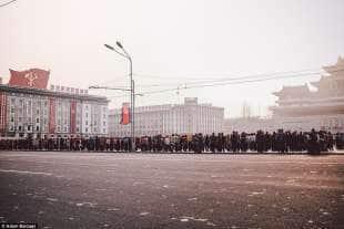 pyongyang regime comunista