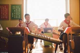 scuola a pyongyang