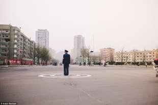 sicurezza a pyongyang