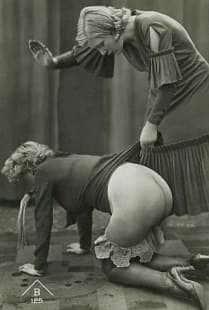 spanking vintage