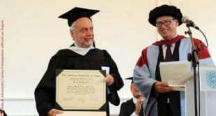 aurelio de laurentiis laurea ad honorem