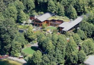 La casa piu costosa del mondo residenza antilia da un for Casa meno costosa