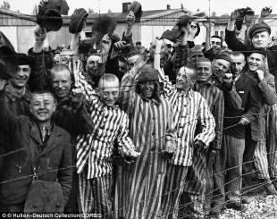 prigionieri di dachau