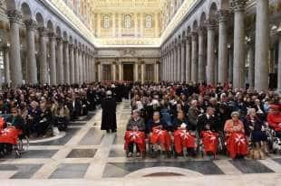 pellegrinaggio giubilare dei cavalieri dell ordine di malta (3)