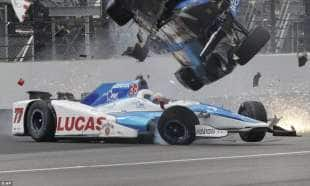 dixon incidente a indianapolis