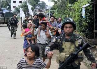 duterte dichiara la legge marziale sull isola di mindanao