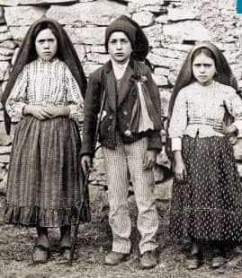 i tre pastorelli della madonna di fatima