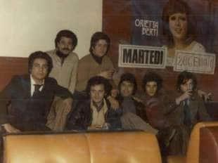 il clan di buccinasco in discoteca nel 1975