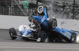 incidente scott dixon