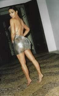 kim nuovo sexy scatto