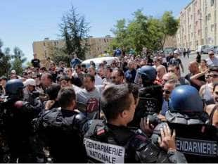 manifestazioni corsica