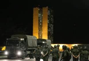 scontri brasilia esercito1