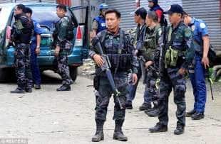 truppe filippine