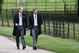 william e harry