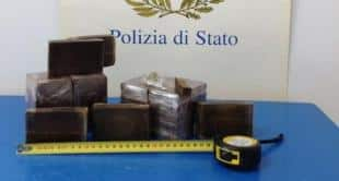 HASHISH SEQUESTRATO A RADIO KISS KISS ILMATTINO IT