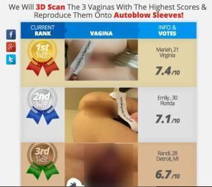 concorso miglior vagina