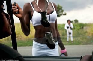 le nigeriane schiave sessuali in italia