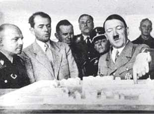 ALBERT SPEER E ADOLF HITLER