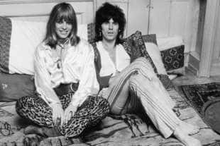 anita pallenberg keith richards