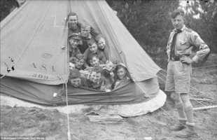 camping gioventu hitleriana