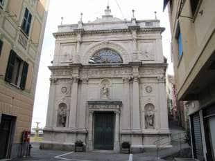 chiesa di Nostra Signora delle Grazie a Genova