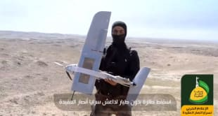 drone esplosivo