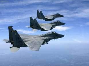 F 15 CACCIA USA