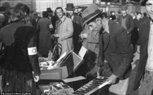 ghetto di varsavia 1940