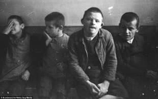 i disabili venivano sterilizzati dai nazisti