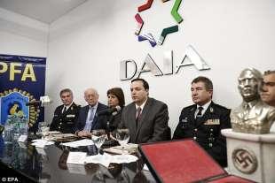 investigatori argentini