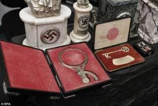 lenti di ingrandimento naziste
