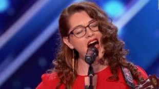 mandy harvey america s got talent