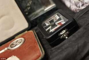 oggetti nazi ritrovati