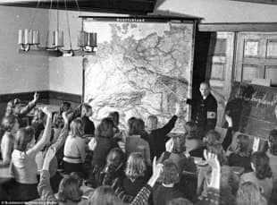 scuola in polonia 1940