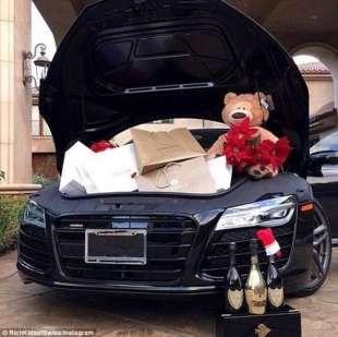 shopping da rich kid