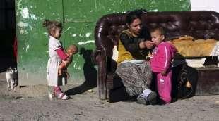 zingara con bambini 2