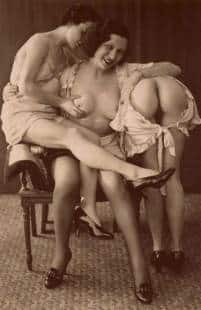 pornografia dipinge erotica di La donna