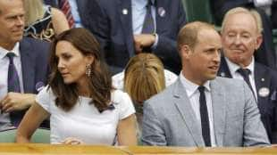 kate middleton e william d inghilterra a wimbledon