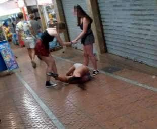 magaluf walk of shame