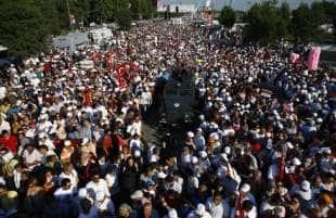 marcia di protesta contro erdogan 7
