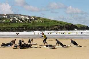 newquay surf