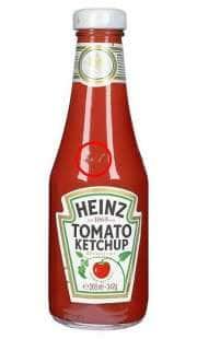 punto di pressione migliore per il ketchup